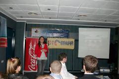 AIESEC Arad - University Opening Event